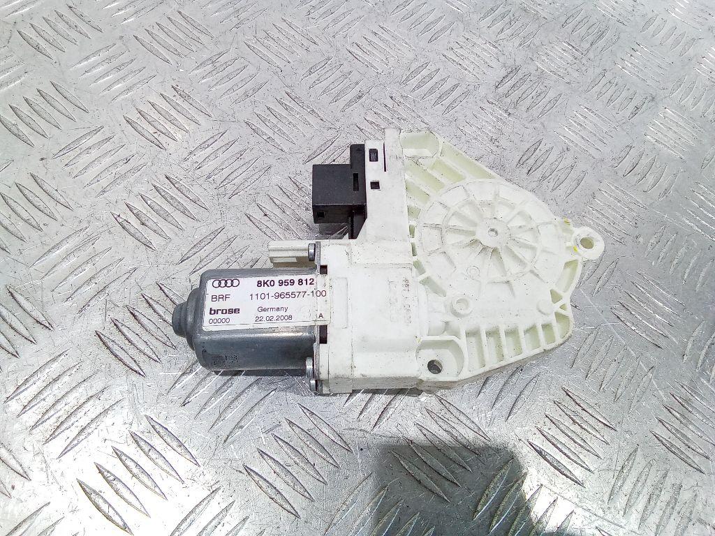 Моторчик стеклоподъемника задний правый   8K0959812